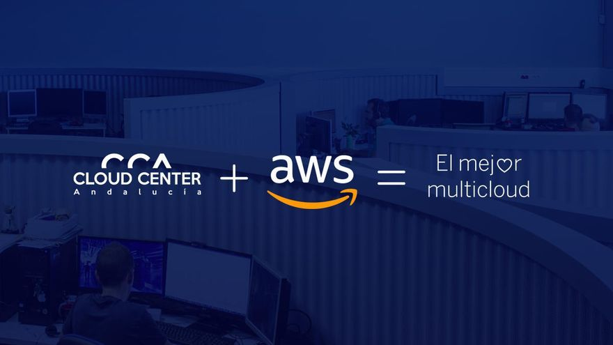 Descubre el mejor multicloud con Amazon Web Services, OVH y el gran centro de datos de Cloud Center Andalucía