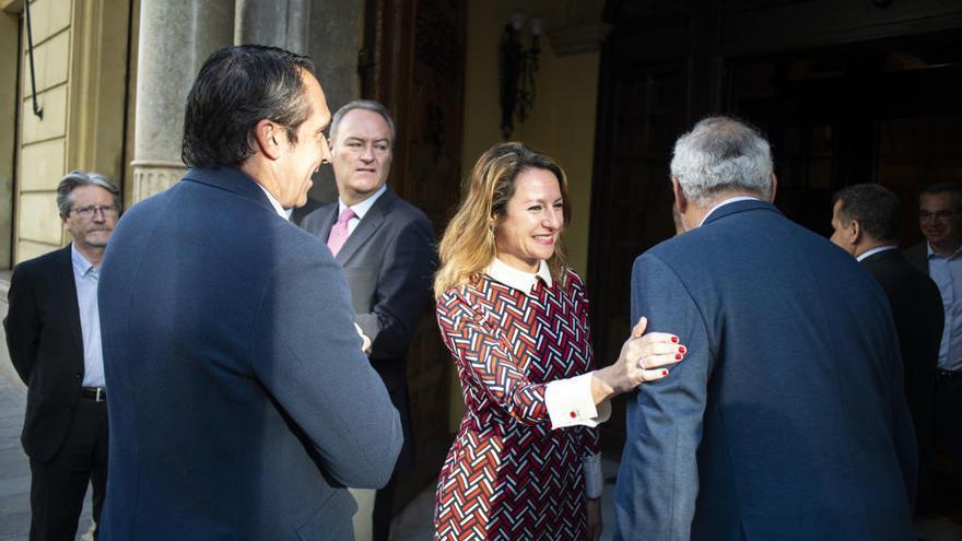 Sales, Toledo, Fabregat y Redondo irán en los primeros puestos de la lista de Carrasco