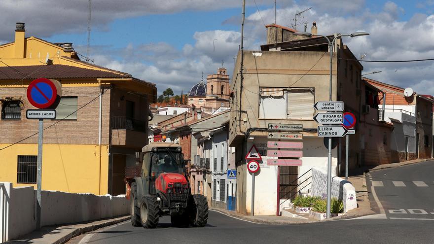 Una protesta pedirá reactivar la variante sur de Pedralba