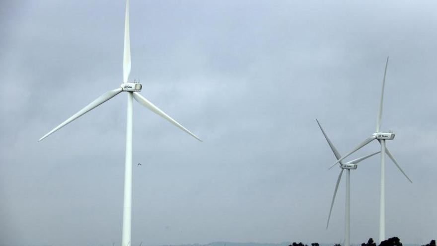 Concentració a Barcelona per frenar els grans projectes d'energies renovables
