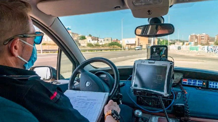 Policía Local de Cartagena publica la ubicación de los controles de velocidad para esta semana