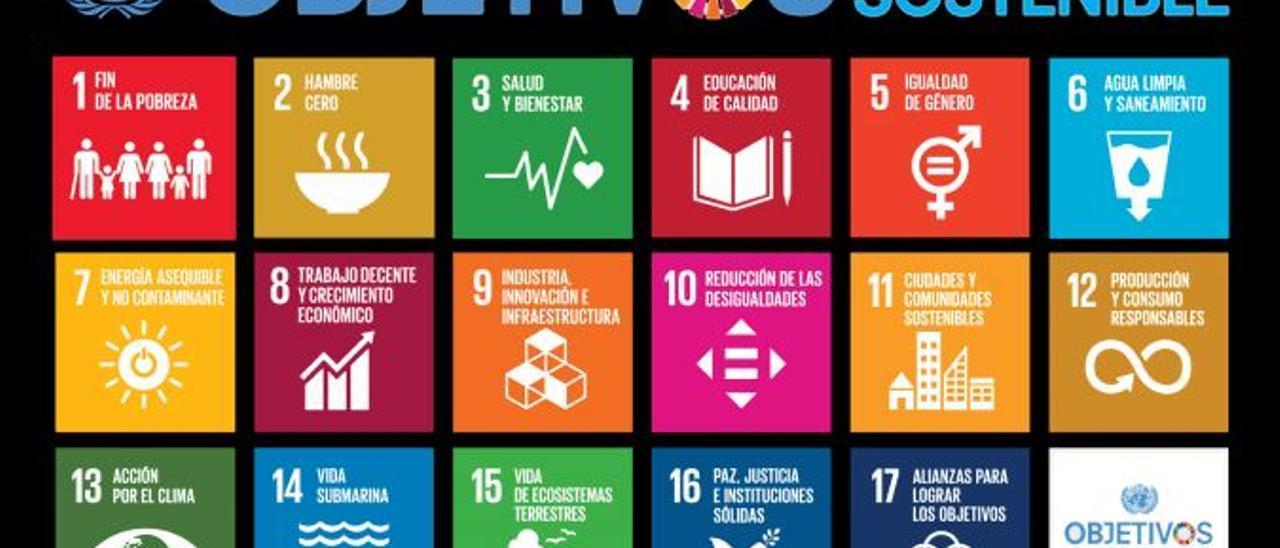 Los escolares actúan por los Objetivos de Desarrollo Sostenible