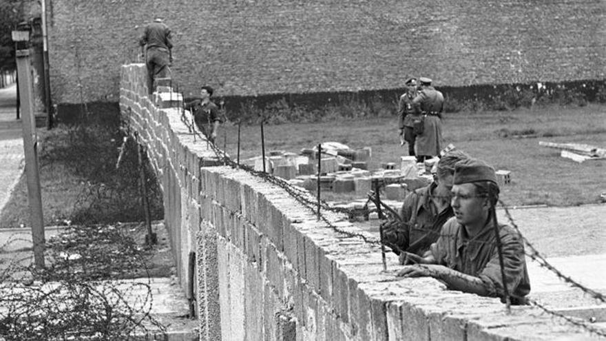 13 de agosto de 1961: el día que Berlín amaneció dividida