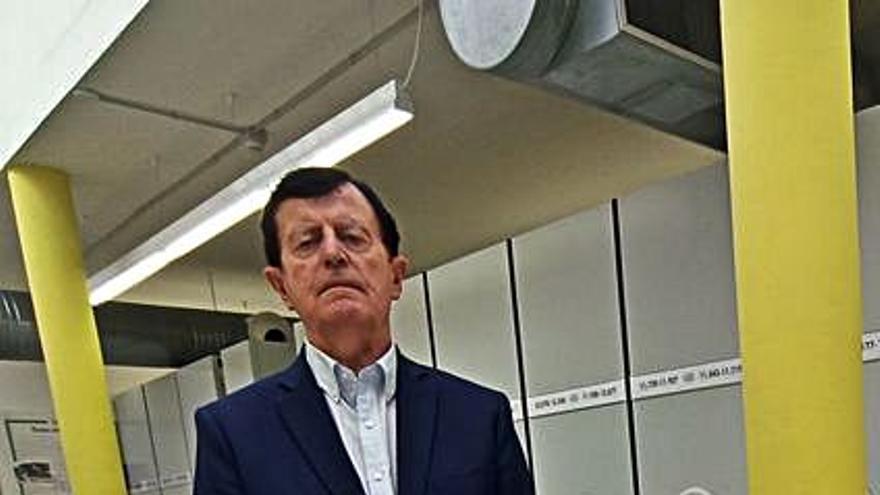 """Coppen presenta el lunes su último libro, """"un diálogo interno"""""""