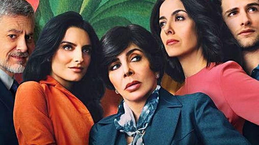 La serie 'La casa de las flores' viaja al pasado en su tercera temporada