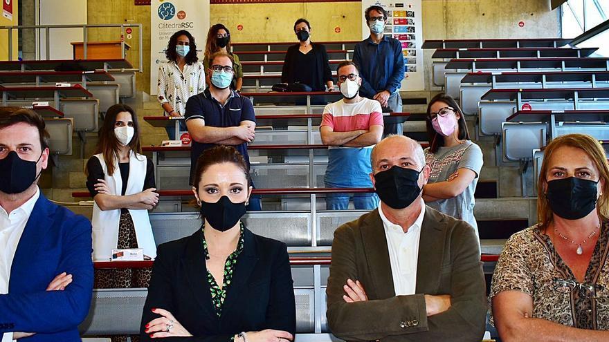 Mercadona Participa un año más en el Máster de RSC de la universidad de murcia