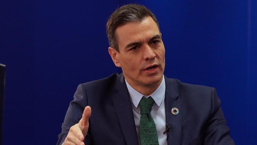 Sánchez carga contra el retraso electoral en Cataluña
