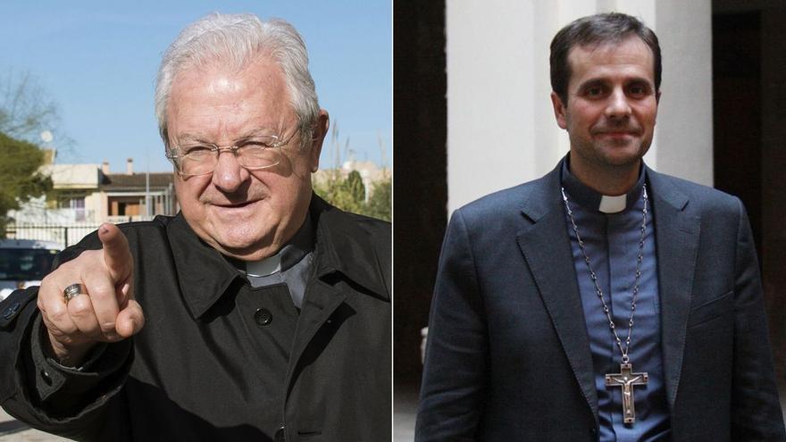 Dos obispos pierden la diócesis por el amor de una mujer