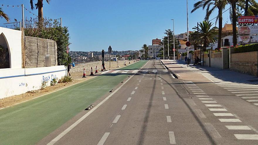 Xàbia destina 64.000 euros a redactar un nuevo Plan de Movilidad Urbana