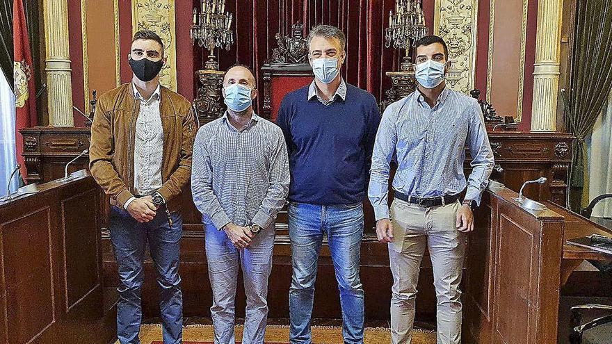 El Centro de Inteligencia Artificial de Ourense incorpora a sus dos primeros ingenieros