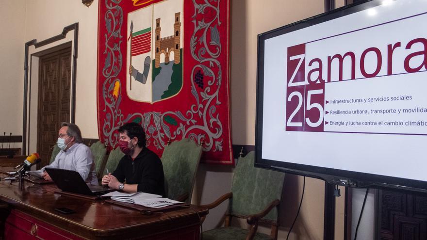 El parque tecnológico de Renfe, gran apuesta de Zamora para los fondos de reconstrucción