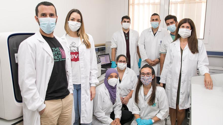 Los cribados de la ULL hacen aflorar 11 positivos en más de 12.000 pruebas