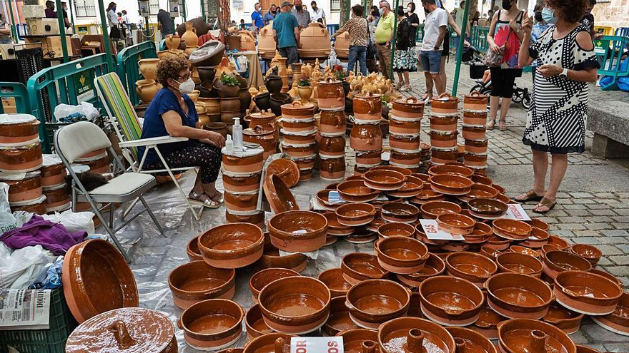 Zamora recupera su cerámica