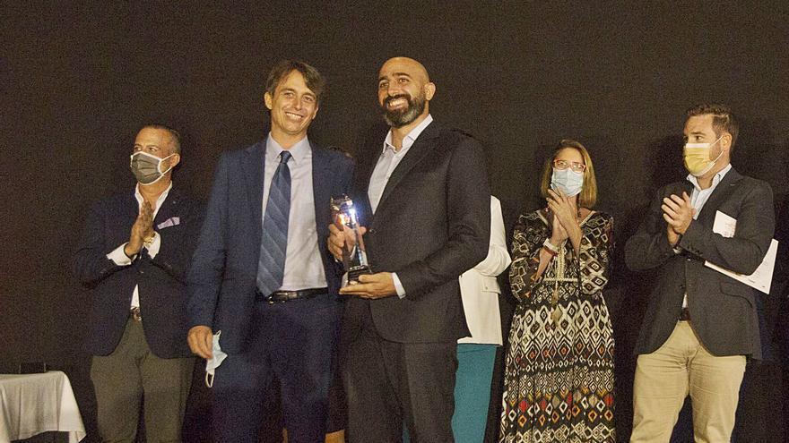 Guillem Carrión gana el Premio Jovempa