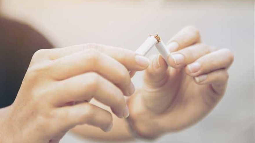 Sanidad financia por primera vez un medicamento para dejar de fumar