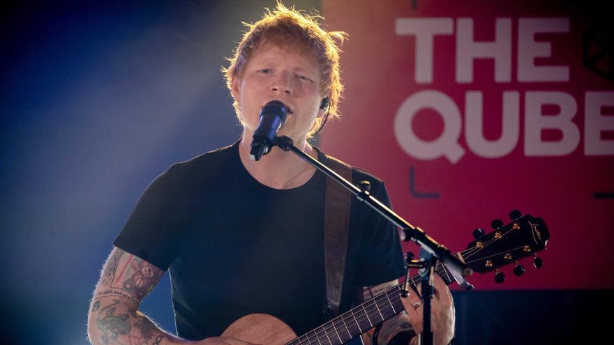 Ed Sheeran i C Tangana lideren les nominacions de Los40 Music Awards 2021