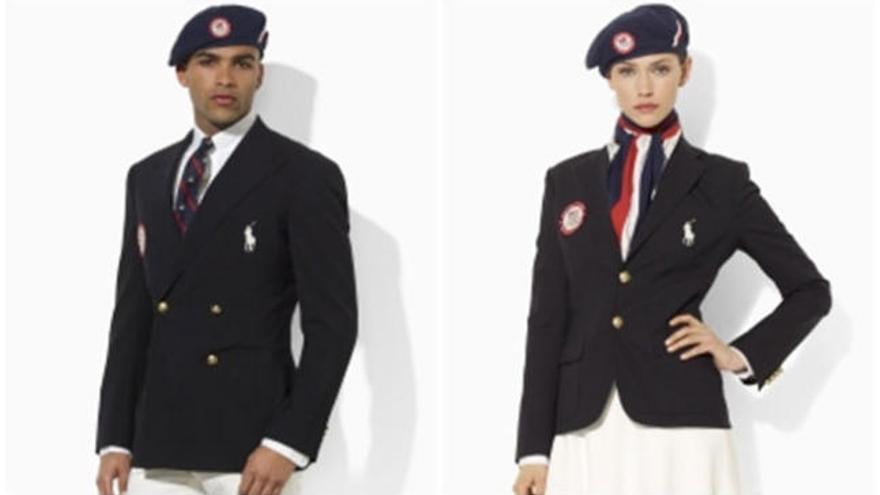 Ralph Lauren presenta un uniforme clásico para EEUU
