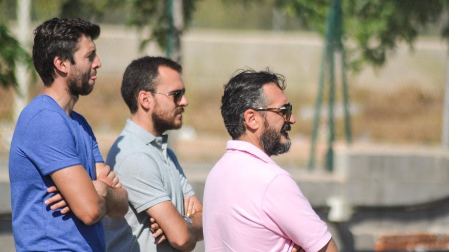 Montesinos admite la falta de una estructura profesional en el área deportiva como clave del descenso del Castellón