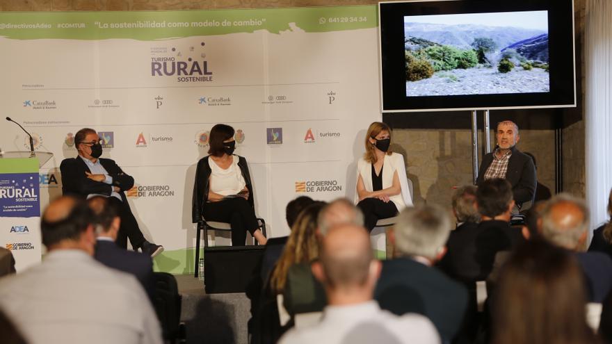 La formación especializada, el mayor reto del turismo rural en Aragón