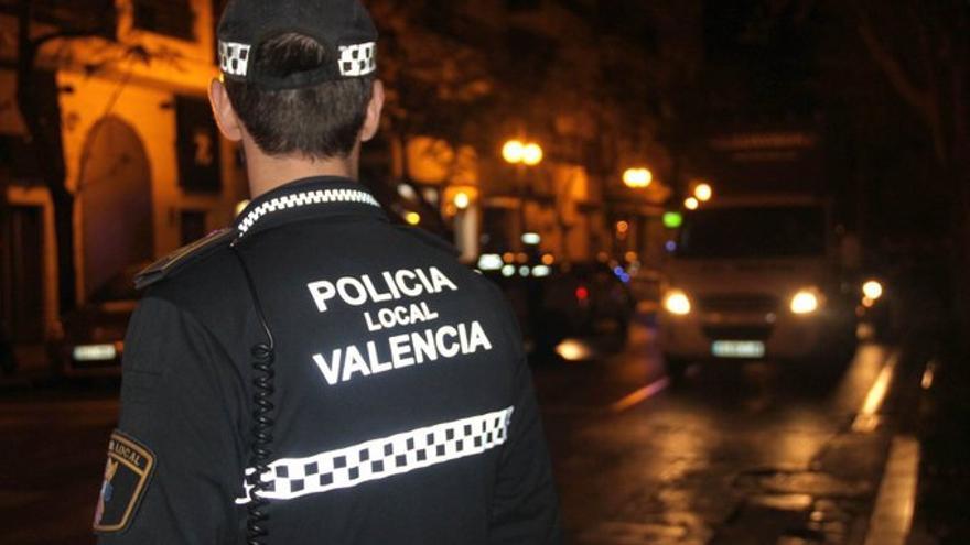 Un conductor borracho, detenido por quintuplicar la tasa de alcohol en València