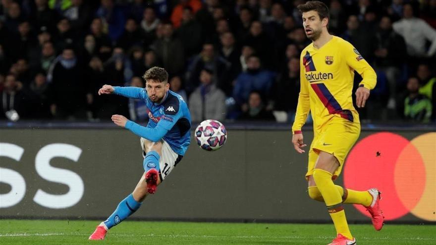 Griezmann permite al Barcelona salir vivo de San Paolo (1-1)