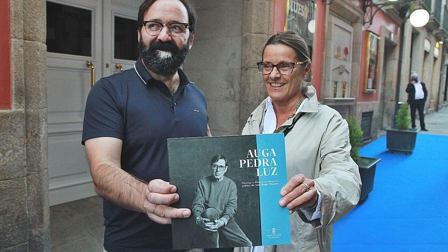 Valente: pasión doliente por Ourense