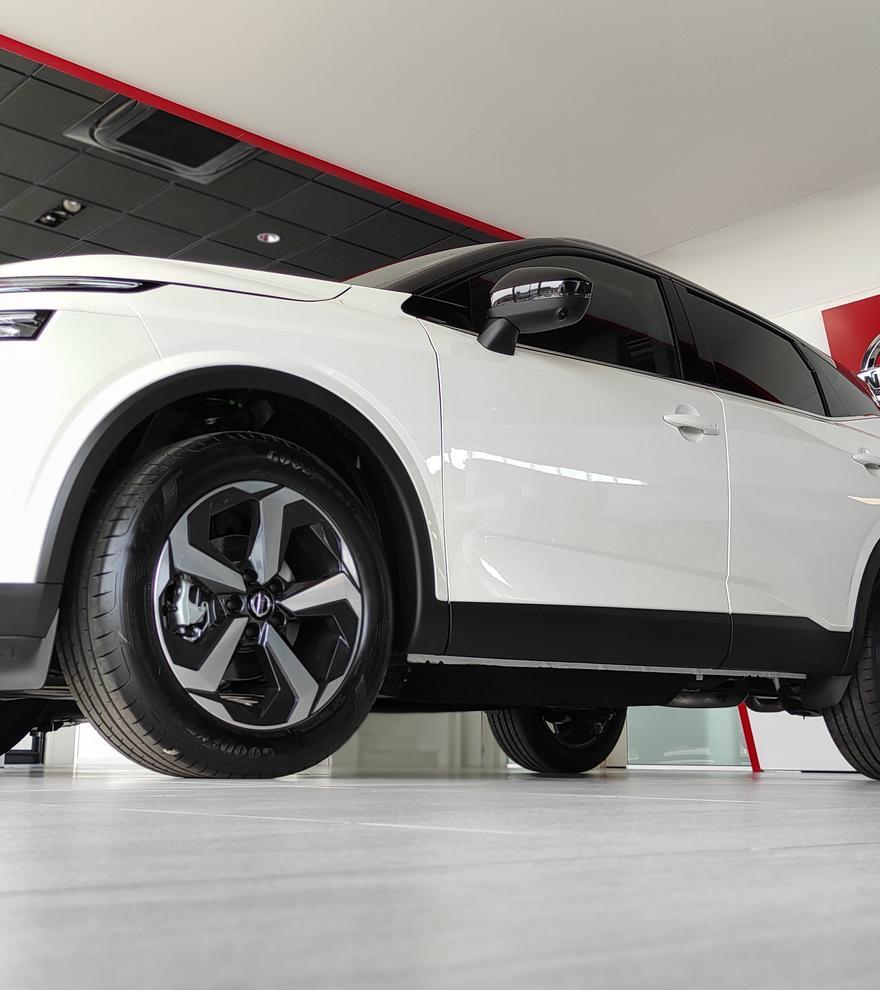 El Nou Nissan Qashqai ja ha arribat a Interdiesel Figueres