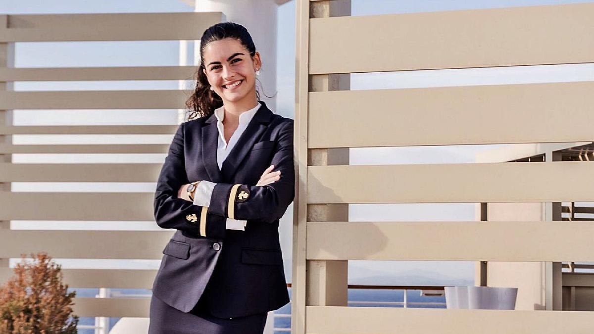Una universitaria asturiana, la mejor de España en Naval   UNIVERSIDAD DE OVIEDO