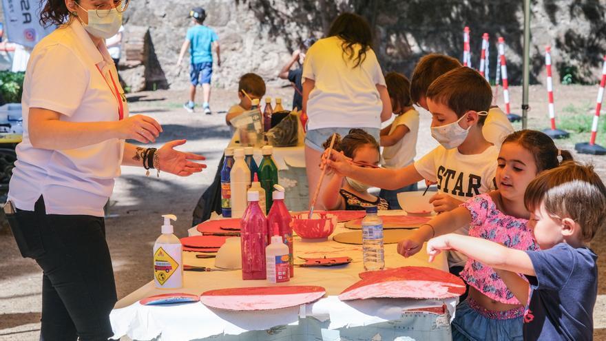 Las actividades de 'Vive el verano' salen de Castelar