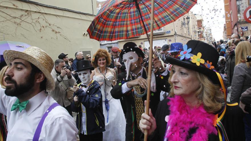 ¿Cuándo se celebra el carnaval en València?
