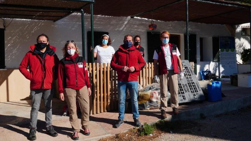 94 Prozent Plastik: Müll aus ganz Europa überschwemmt Cabrera