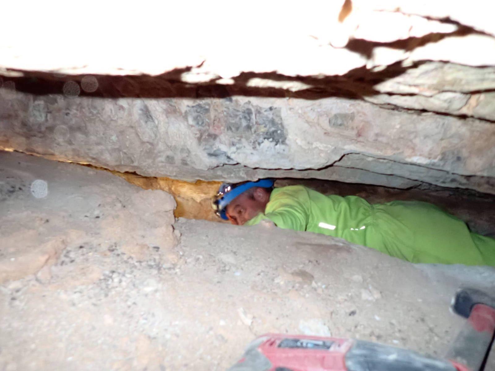 Explora la cueva que escondía el último descubrimiento arqueológico de Castellón
