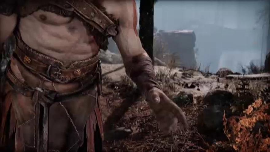 """""""God of War"""" gana el premio al mejor juego del año en EEUU"""