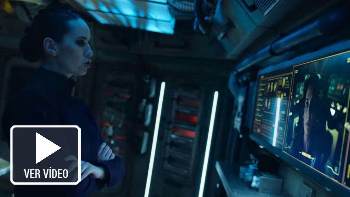 Imagen de la temporada 5 de 'The Expanse'.