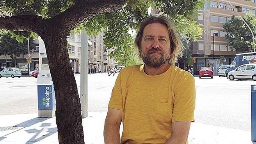 """Albert Herranz: """"El drama del siglo XXI es que todos somos turistas"""""""