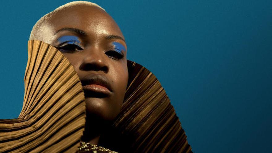 La cantante angoleña Pongo se incorpora al cartel de Womad 2019