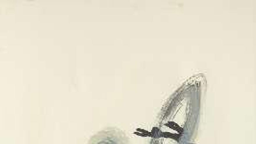 """María Álvarez, """"contra viento y marea"""""""
