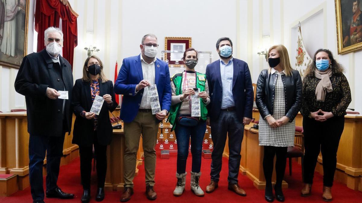 El Carnaval Romano ilustrará el cupón de la ONCE del próximo 13 de febrero