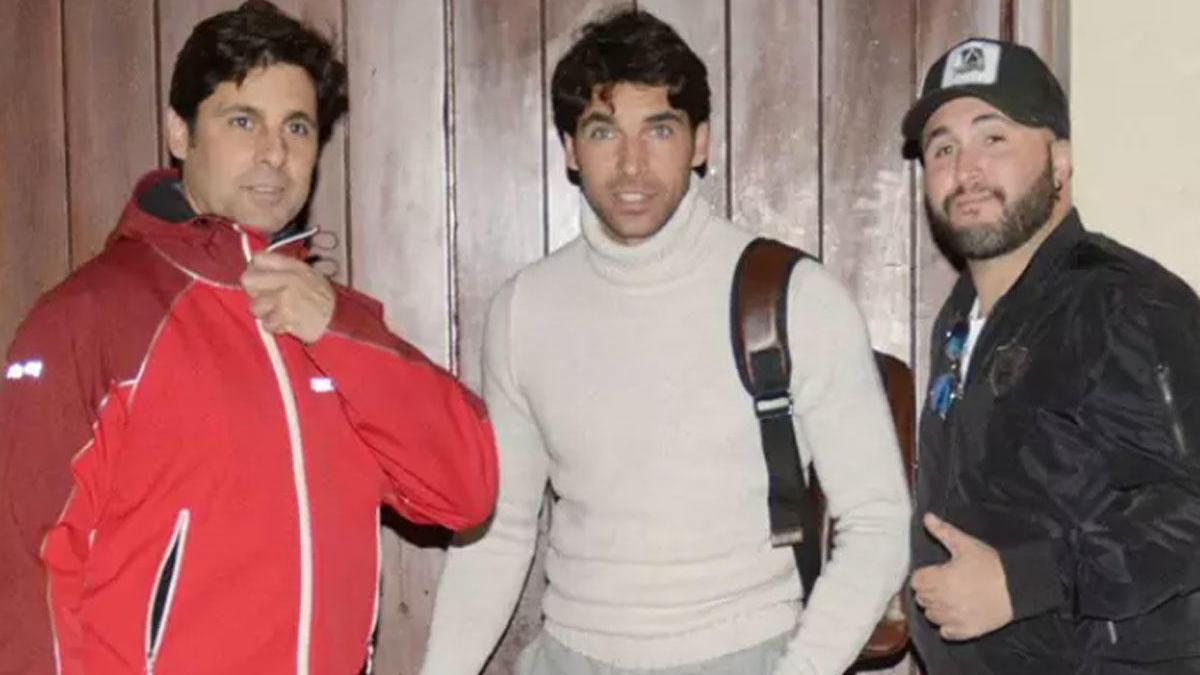 Los hermanos Rivera.
