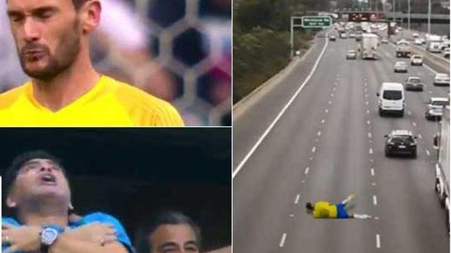 De Maradona a la libèl·lula de Lloris, el més viral del Mundial