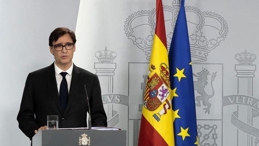 Madrid y la Comunitat Valenciana preparan hospitales de campaña