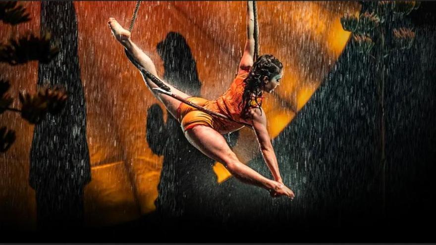 Cirque du Soleil estrena un especial de sus últimos tres espectáculos en su web