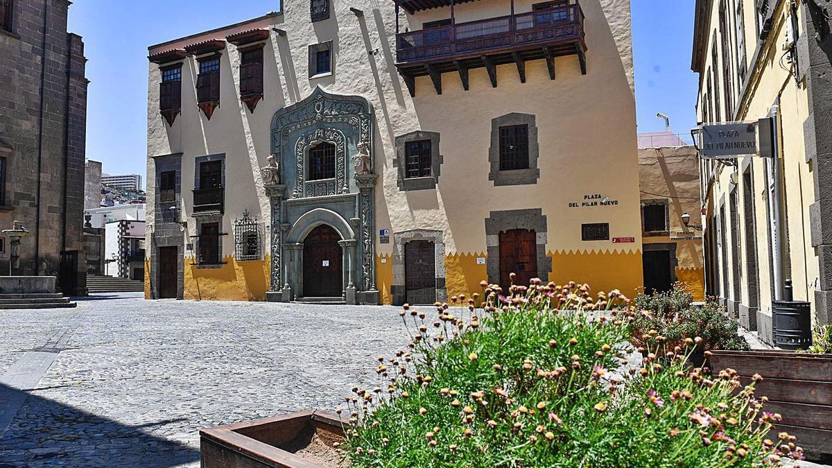 La Casa de Colón. | | JUAN CARLOS CASTRO