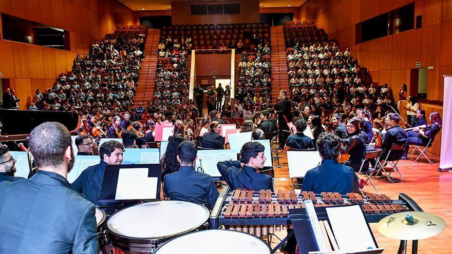 La Escuela de Música ofrece clases con expertos internacionales