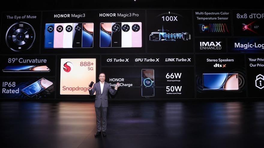 Tornen al nostre mercat els esperats smartphones d'Honor
