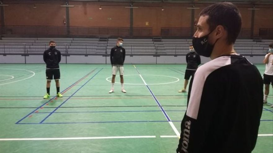 El River FS, listo para su debut en Tercera División
