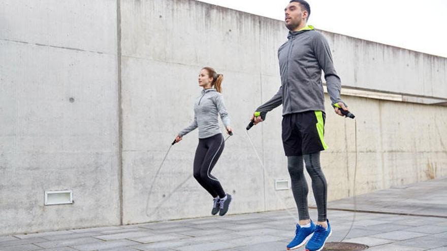 Estos son los ejercicios que ayudan a perder grasa más rápidamente