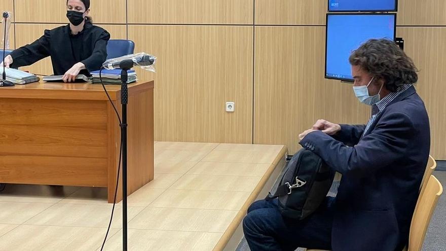 La Audiencia de Valencia absuelve a Rubén Trenzano de falsedad documental