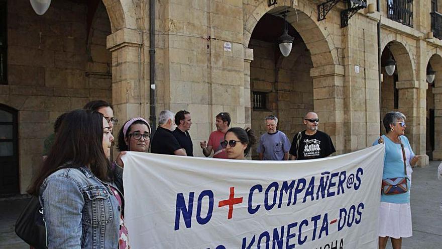 El call center de Konecta en Avilés gana carga de trabajo y relaja la tensión laboral