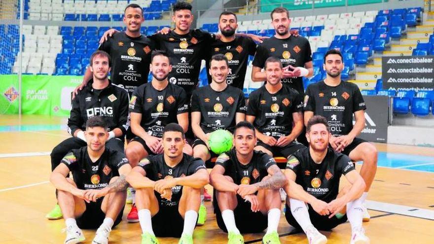 El Palma Futsal se invita a soñar